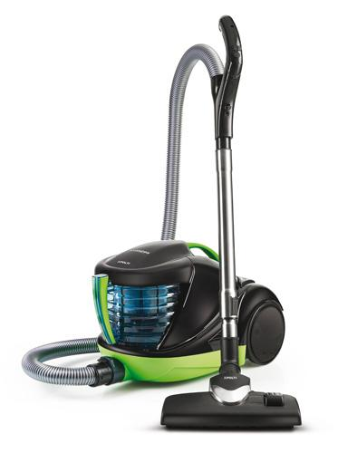 Forzaspira Lecologico vacuum cleaner with water filter