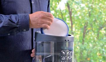 Kit Filtri Unico elimina allergeni