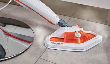 Scopa a vapore Vaporetto SV 420 Frescovapor - Stop a Germi e Batteri