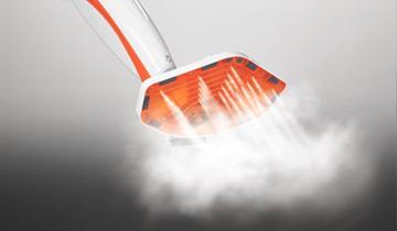 Scopa a vapore Vaporetto SV 420 Frescovapor - spazzola eroga vapore