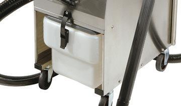 Mondial Vap 7000 Inox - manutenzione facile e veloce
