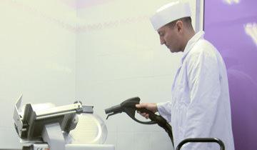 Mondial Vap 7000 Inox - igienizzazione mense e ristorazione