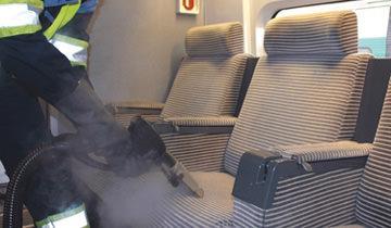 Mondial Vap 7000 Inox - igienizzazione moquette e imbottiti