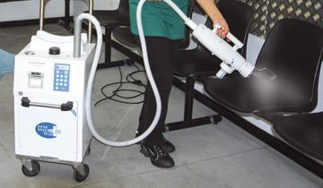 Sani System Polti Check apparecchio per la sanificazione rapida