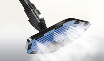 Vaporetto Smart 40_Mop spazzola vapore
