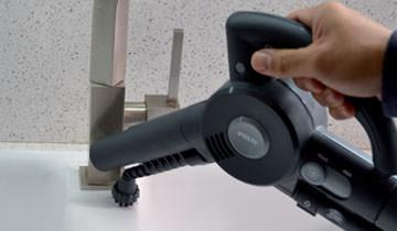 Unico MCV80_Total Clean accessori per tutta la casa