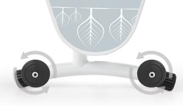 Asse da stiro Vaporella - Comoda, facile da trasportare e sicura