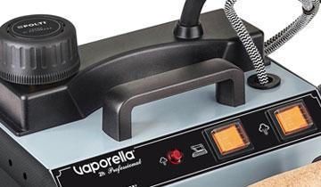 Vaporella 2H Professional - Dettaglio maniglia trasporto